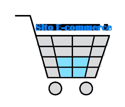 Sito e-commerce per il tuo negozio